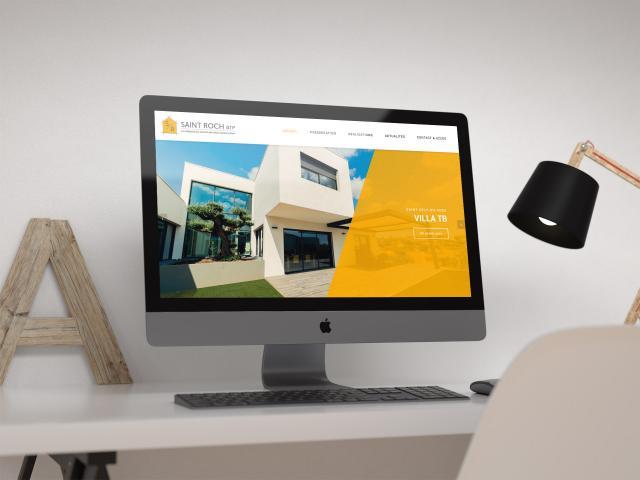 création site constructeur de logements collectifs et individuels Montpellier