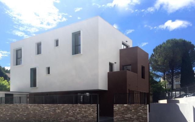 Construction logements collectifs et bureaux