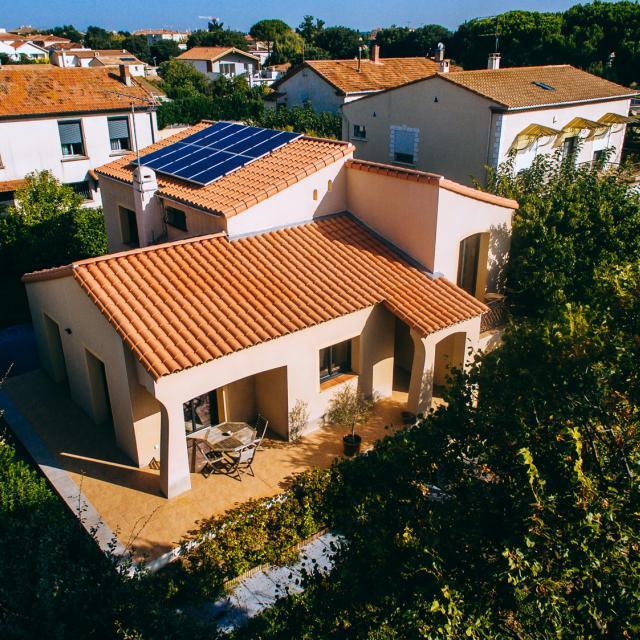 Rénovation villa Montpellier 2018