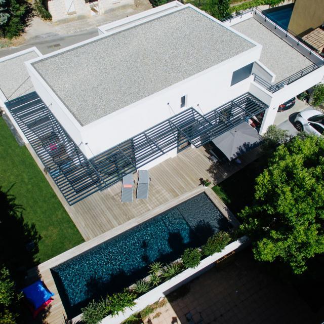 Construction villa DV maison logement individuel neuf Montpellier