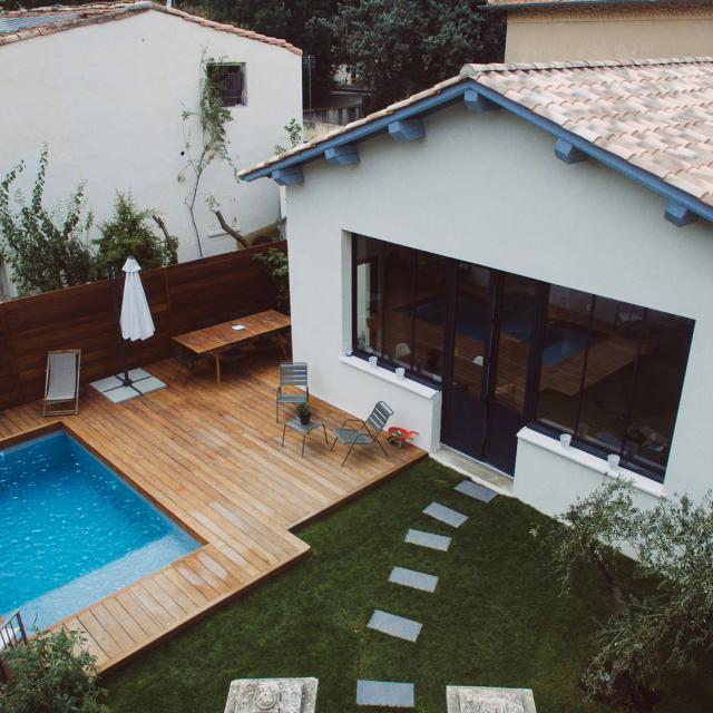 Rénovation Villa DT Montpellier maison et logement individuel